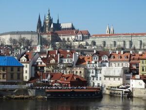 Praga - wycieczki statkami