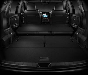 Nowa Mazda - wnętrze