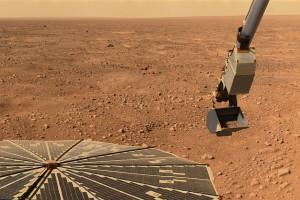 Sonda na Marsie