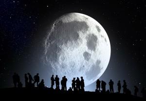 Europa na Księżycu