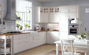 Kuchnia zabudowana