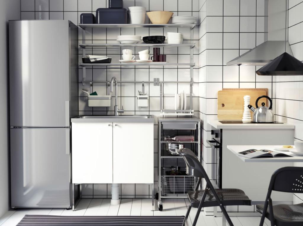 kuchnia niezabudowana