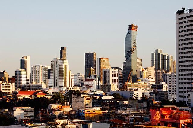 Mieszkania w centrum są najdroższe. Najtańsze to te zlokalizowane na obrzeżach miasta.