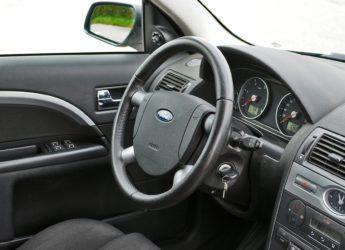ford mondeo panel kierownica