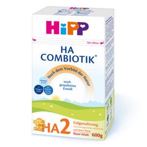 mleko hipoalergiczne HiPP HA2