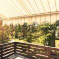 Markizy przeciwsłoneczne na balkon